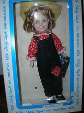 "MIB Shirley Temple Ideal doll 12"" 1983 MIB REBBECA OF SUNNYBROOK  FARM"