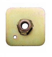 Sabelt CCMI0016 Eye-Bolt Harness FIA Plate 65x65mm 7/16 UNF thread