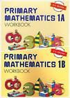 Primary Mathematics Workbook Bundle 1A+1B (US Edition) - FREE SHIPPING ! ! !