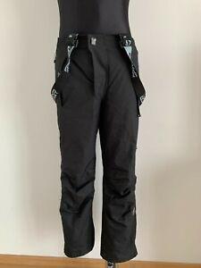 RRP €280 Women SPYDER Gore-tex black ski pants trousers MEDIUM