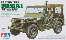 Tamiya 1:35 Utility Truck M151A1 Plastic Model Kit 35334 TAM35334
