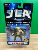 1998 DC Hasbro Justice League of America Aquaman Action Figure NEW