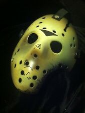 FRIDAY the 13th Part 7 Jason Voorhees Mask Horror Cosplay Costume Replica Prop