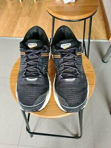 Saucony Triumph 17 UK 9.5 Men's Road Running Shoes, Black, RRP £140