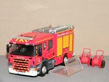 Scania P280 doble cabina Cp31 Fptsr bomberos - Eligor 1/43