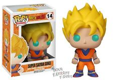 Dragon Ball Z Super Saiyan Goku DBZ Funko Animation Pop! Vinyl Figure