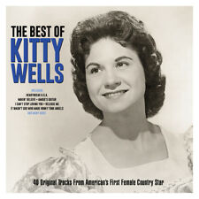Kitty Wells - The Best Of [Greatest Hits] 2CD NEW/SEALED