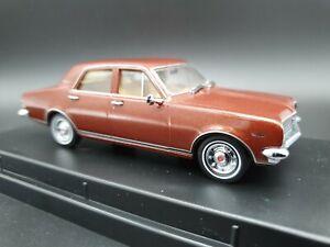 Trax TR83 1970 HG Holden Premier  Burnished Bronze Metallic 1:43 Diecast Model