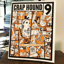 Crap Hound #9 - Sex & Kitchen Gadgets