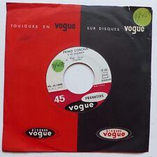 PRIMO CORCHIA Voz / mon beau tango d amour VS 45 12090  JUKE BOX RTL