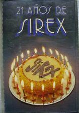 LOS SIREX: 21 AÑOS DE SIREX. Cinta Promo cassete . Made in Spain - 1981 -