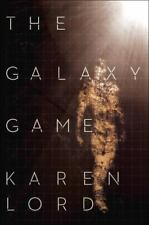 The Galaxy Game by Karen Lord (2015, Paperback) Brand New