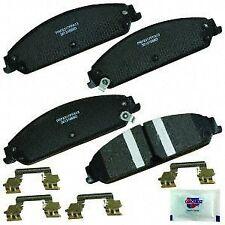 CARQUEST Brakes PXD1058H Front Premium Ceramic Brake Pads