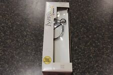 NEW DN8408CH MOEN INSPIRATIONS CHROME GRAY TOILET PAPER HOLDER NEW