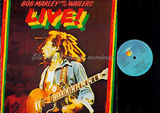 LP-Bob Marley And The Wailers Live! //89729XOT