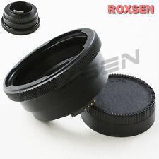 AF Confirm Pentacon 6 Kiev 60 Lens to Nikon F Mount Adapter D4 D600 D3200 D5100