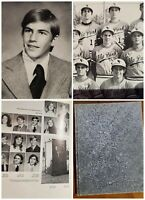 Kevin Costner Senior High School Yearbook  Field of Dreams  Dances with Wolves