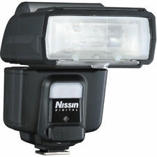 Nissin Camera Flashes and Accessories