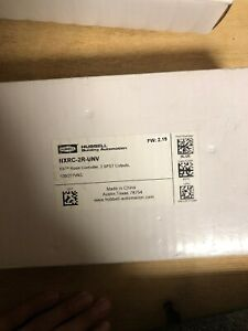 Brand New Hubbell NXRC-2R-UNV Room Controller