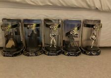 Star Wars Epic Force - Collection Of 5 360 Rotate Action Figure