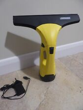 Karcher vacuum window cleaner rechargeable. Good condition with charger. Working