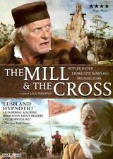 Mill & The Cross 0738329076924 With Rutger Hauer DVD Region 1