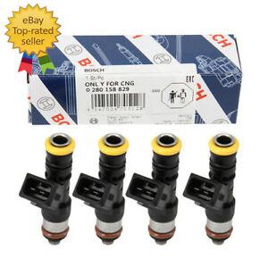 4Pcs Genuine OEM Bosch 2200cc High Impedance Fuel Injector 210LB 0280158829