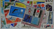 Winter Sports 100 Stamps (M180)