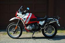 BMW R100 GSPD Decal Set ...  Paris Dakar sticker set (1989-1991)