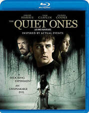 The Quiet Ones (Blu-ray Disc, 2014, Canadian) Brand New