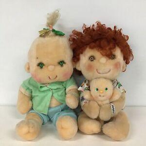 Hugsy And Patooty Hugga Bunch Plush Dolls #327