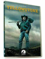 Yellowstone Season 3 (DVD, 4-Disc Set) NEW SEALED FREE SHIPPING US SELLER