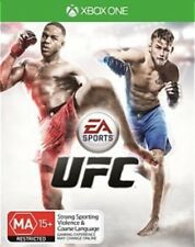 EA Sports UFC Xbox One XboxONE