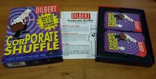 Dilbert: Corporate Shuffle (Card Game) Wizards Of The Coast Great Dalmuti RARE