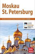 Nelles Guide Reiseführer Moskau - St. Petersburg (2017, Taschenbuch)