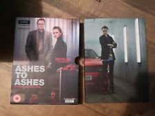 Ashes To Ashes Series 3  Complete DVD 2010 4-Disc Set