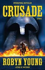 Crusade by Robyn Young (2008, Paperback)