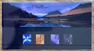 GB Stamps - Scotland Definitives Presentation Pack No 45