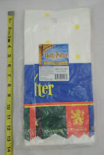 Harry Potter table cover Nappe Mantel Chamber of Secrets New sealed WB Hallmark