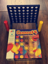 CONNECT 4 - Rare Vintage MB Limited Edition Game Boxed Complete & Immaculate!