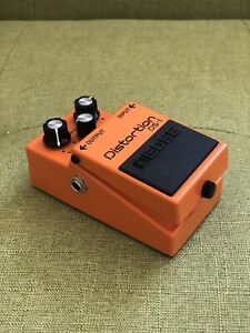 Boss DS-1 distortion pedal. Mint Condition. Boxed and Complete With Documents