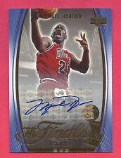 Michael Jordan 2007 Upper Deck Finals Auto