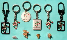 1990 Italy Bertoni Collection Italia90 soccer football World Cup KEYRINGS & PINS