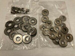 SBC BBC valve spring retainers, locks and seat locators