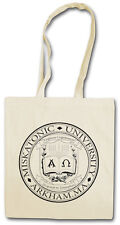 MISKATONIC UNIVERSITY II VINTAGE Hipster Shopping Cotton Bag - Arkham Cthulhu