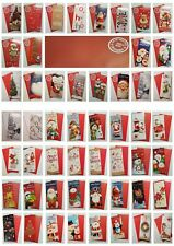 73 to pick Christmas Money Wallet Card Gift Voucher Traditional Contemporary Kid