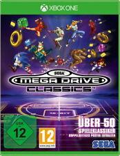 Sega Mega Drive Classics (Microsoft Xbox One, 2018)