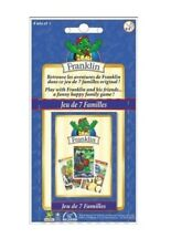 Set of maps 7 families Franklin Happy Family Game 025061