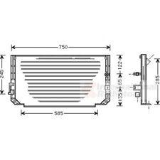 Kondensator, Klimaanlage 53005271
