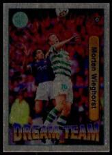 Futera Celtic Fans' Selection 1997-1998 (Chrome) Morten Wieghorst #64